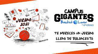 Endesa y Gigantes se unen para impulsar los Campus Basket Lover este verano