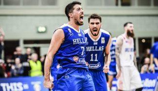 El RETAbet Bilbao Basket refuerza su juego exterior con Ioannis Athinaiou