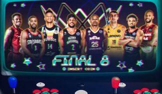 Definida la Final 8 de la Basketball Champions League. Estos serán los equipos que lucharán por el título