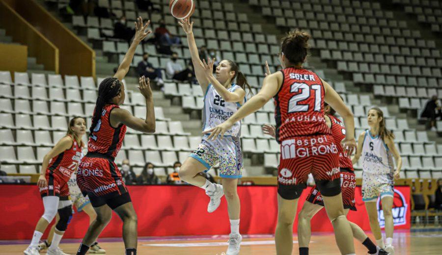 Oficial: Laia Flores firma con Spar Girona y jugará las semis de la Liga Femenina