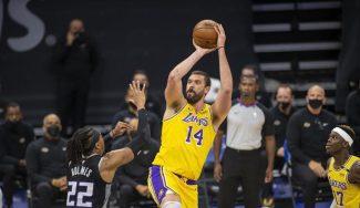 El rol de Marc Gasol en los Lakers, sus declaraciones y la respuesta de su entrenador