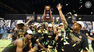 La NCAA ya tiene campeón: Baylor se estrena sin discusión (Vídeo)