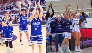 Baxi Ferrol y Leganés consiguen el ascenso a la Liga Femenina Endesa