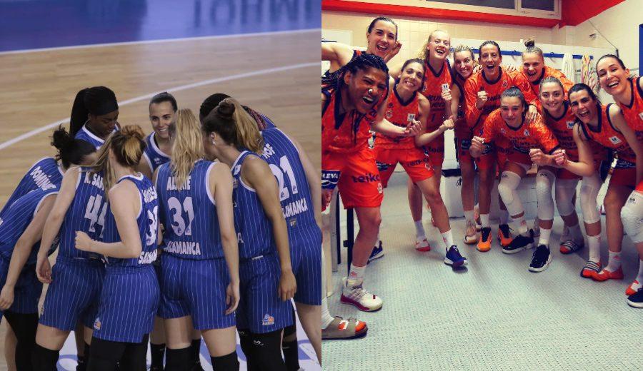 Valencia Basket y Perfumerías Avenida se citan en la final de la Liga Femenina Endesa
