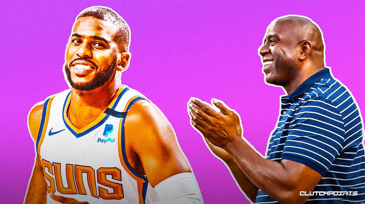 Chris Paul, historia de la NBA:  Supera a Magic Johnson en la lista de máximos asistentes