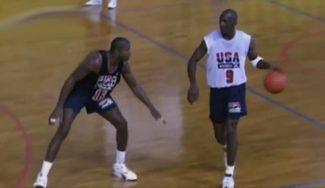 El mejor partido de baloncesto… que nadie pudo ver: La tremenda historia de Jordan, Magic y el Dream Team (Vídeo)