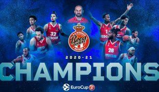AS Mónaco, campeón de la Eurocup ante el Unics Kazan en un final apretado