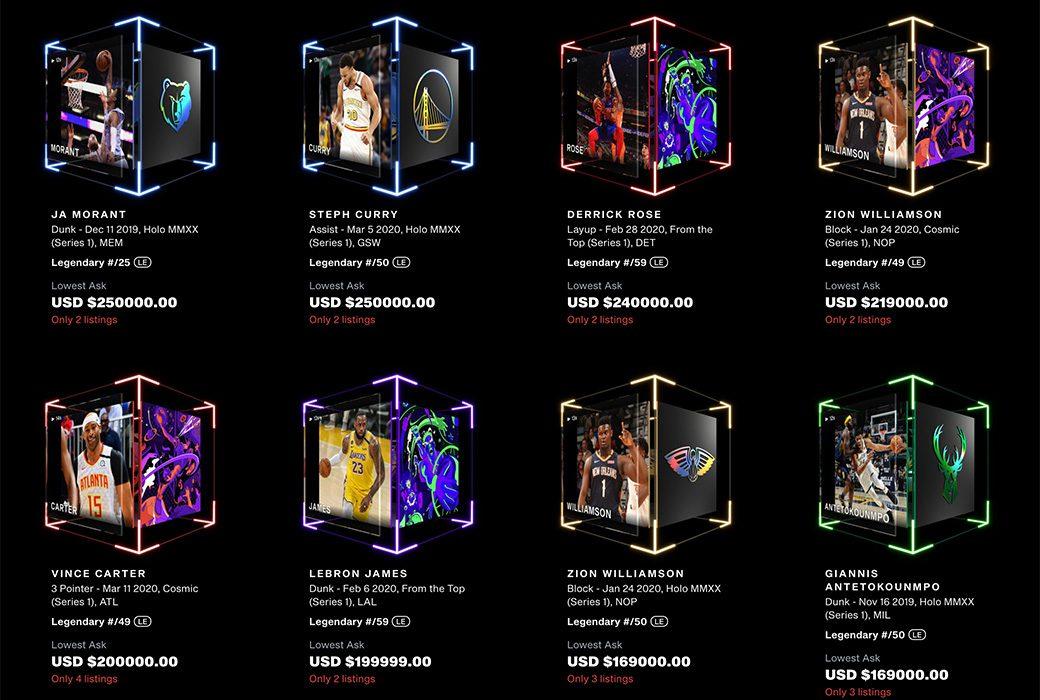 NBA Top Shot: herramientas para mejorar tu rendimiento