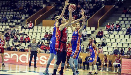 Valencia Basket supera al Spar Girona y abre las semis de la Liga Femenina con victoria