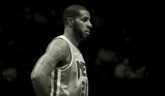 LaMarcus Aldridge anuncia su retirada del baloncesto por problemas de corazón. Su comunicado explicándolo