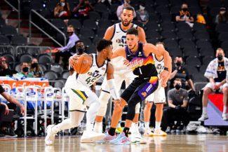 Duelo por el OESTE: El tremendo partidazo entre Jazz y Suns (Vídeo)
