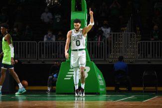Histórico Jayson Tatum: El jugador más joven de los Celtics en superar 50 puntos