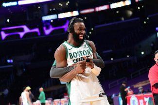 Jaylen Brown y su histórico partido de 40 puntos con los Celtics