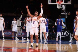 11 años después los Suns jugarán los Playoffs. ¿Quién jugaba en ese equipo?