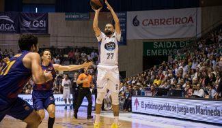Kostas Vasileiadis regresa a la Liga Endesa y firma por el UCAM Murcia hasta final de temporada