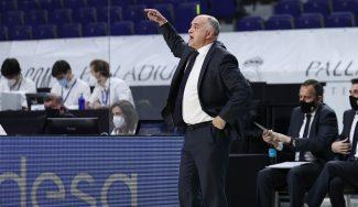 Las palabras de Pablo Laso tras forzar el quinto partido ante el Anadolu Efes