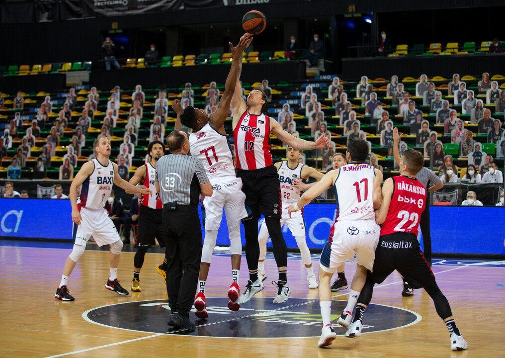 La dura autocrítica de Balvin tras la derrota de Bilbao Basket ante Manresa encajando 108 puntos