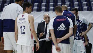 Las palabras de Pablo Laso sobre el respeto al Madrid, la salida de Deck y llegada de Poirier
