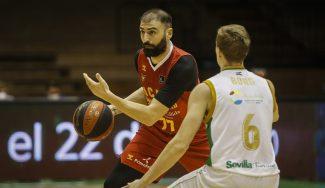 El brillante regreso de Kostas Vasileiadis a la Liga Endesa con el UCAM Murcia (Vídeo)