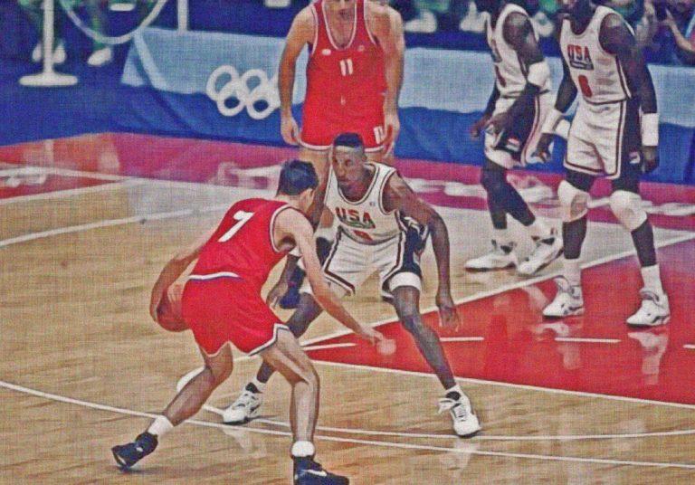 Una pesadilla: Así hicieron la vida imposible Jordan y Pippen a Kukoc en Barcelona 92. Todas sus defensas sobre el croata (Vídeo)