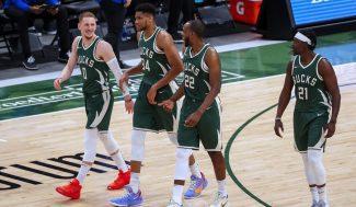 Los Milwaukee Bucks atan a Jrue Holiday y aseguran su columna vertebral para el futuro