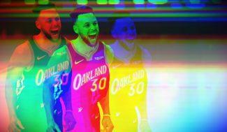 Los 5 datos que reflejan el temporadón de Stephen Curry con los Golden State Warriors
