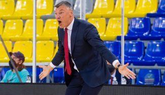 Las palabras de Sarunas Jasikevicius tras la derrota ante el Zenit