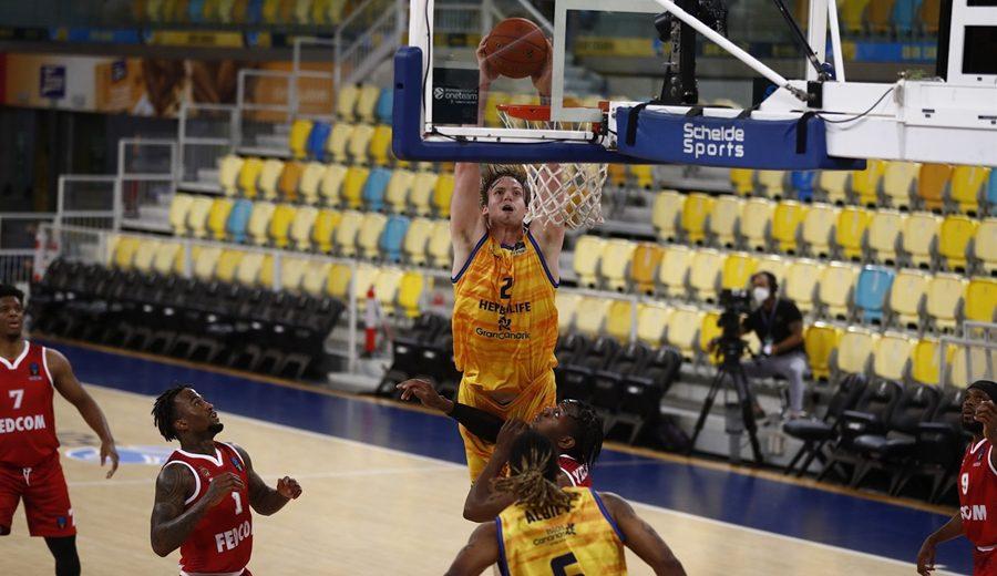 Balcerowski elegido por la Eurocup como mejor joven de la competición