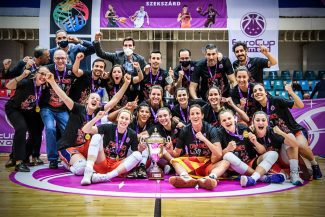 ¡Primer título de su historia! Valencia Basket se proclama campeón de la Eurocup en un final de infarto