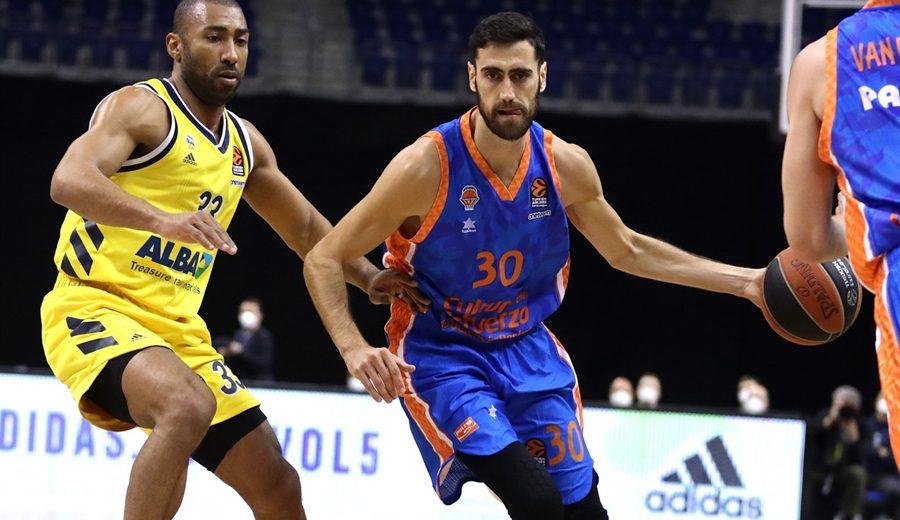 Valencia Basket remonta y saca una valiosa victoria en la pista del Alba de Berlín