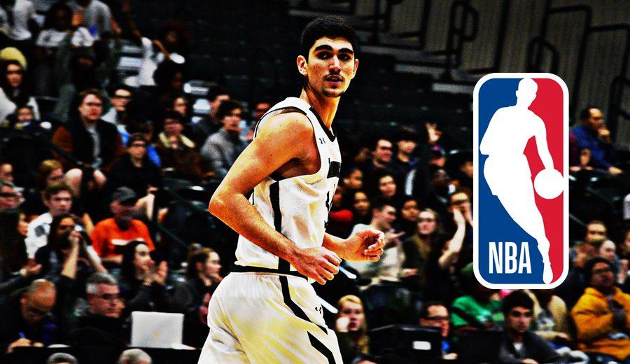 Santi Aldama anuncia que inscribirá su nombre para el Draft de la NBA de 2021
