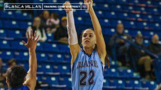 La española Blanca Millán firma un contrato con las Washington Mystics de la WNBA