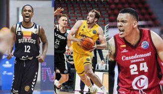 Habrá 3 españoles en la Final a 8 de la Basketball Champions League