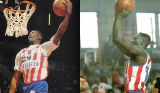La estrella del Atlético de Madrid de baloncesto. ¿Quién era Walter Berry?