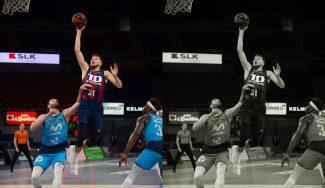 Giedraitis lidera al TD Systems Baskonia en su mejor partido de la temporada