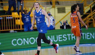 Katie Lou Samuelson, MVP de la Final de la Liga Femenina Endesa
