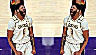 Anthony Davis permite seguir soñando a Lakers con Playoffs. ¿Cómo está la situación?