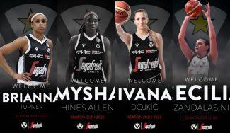 El ambicioso plan de la Virtus Bologna con su equipo femenino