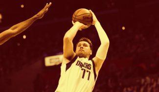 Luka Doncic pone a los Clippers contra las cuerdas: así está dominando la eliminatoria (Vídeo)