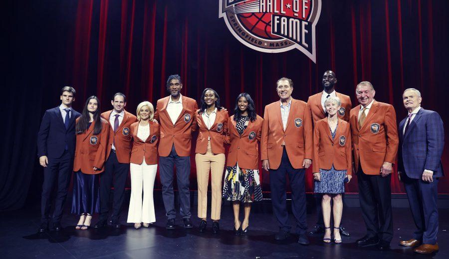 Las mejores frases de la gala del Hall Of Fame con Garnett, Duncan, Catchings o Vanessa Bryant