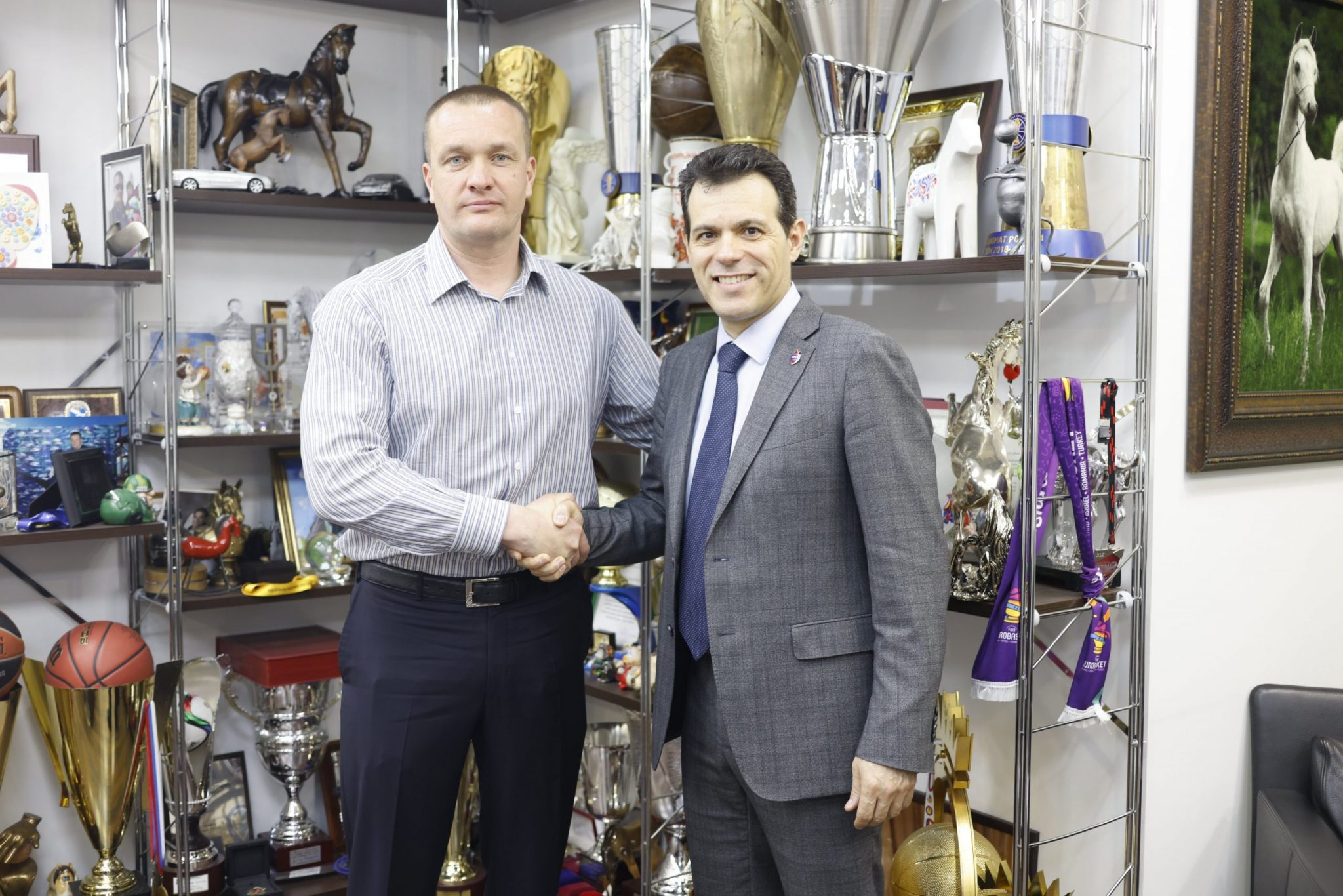 Itoudis, renovado dos temporadas más en el CSKA. Así están los principales banquillos de la Euroliga