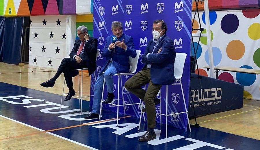 «El Movistar Estudiantes no va a desaparecer». Las palabras de Fernando Galindo tras el descenso del Movistar Estudiantes
