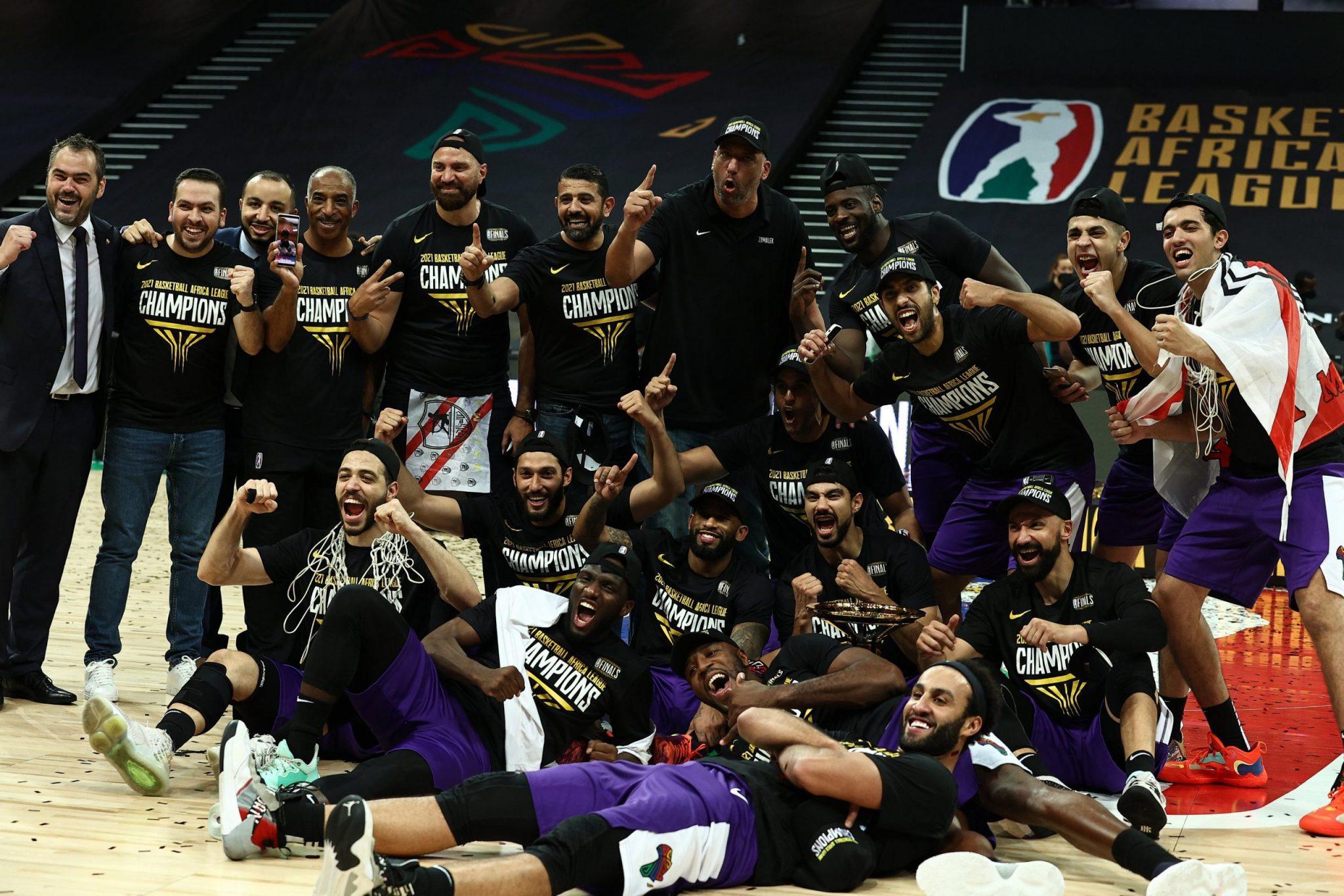 El español Agusti Julbe campeón de la BAL creada por FIBA y NBA