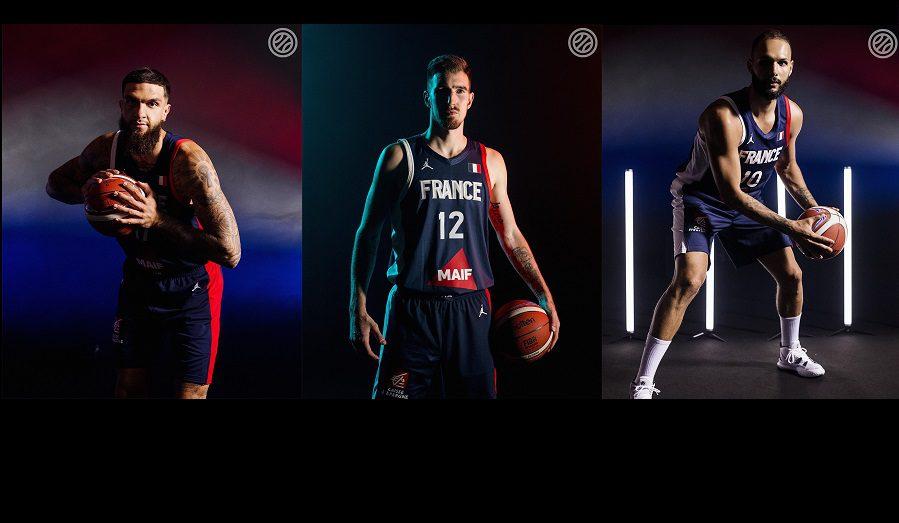 Francia confirma su lista de 12 jugadores para los Juegos de Tokio. Estos son los elegidos
