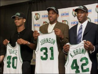 La intrahistoria de Joseph Forte, la elección que pudo haber sido Parker en los Boston Celtics