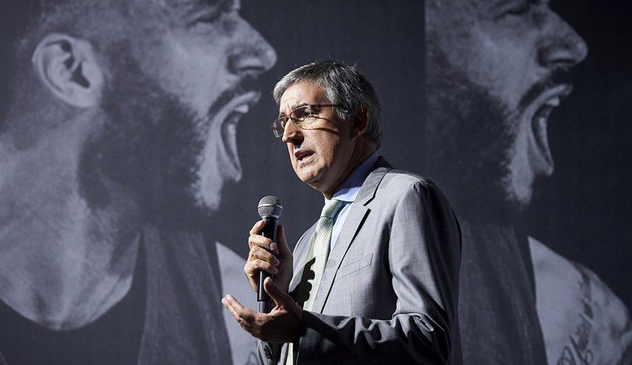 Jordi Bertomeu analiza el futuro de la Eurocup y el regreso del público a la Euroliga