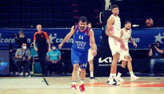 Anadolu Efes jugará la Final 4 tras superar al Real Madrid en un igualado choque (88-83)