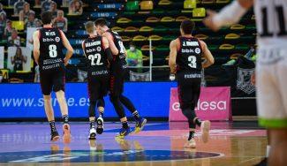 La valiosa victoria del RETAbet Bilbao Basket ante el Urbas Fuenlabrada que les permite depender de sí mismos