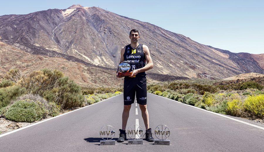 Giorgi Shermadini se lleva el MVP Movistar de la Liga Endesa. Así ha sido la votación