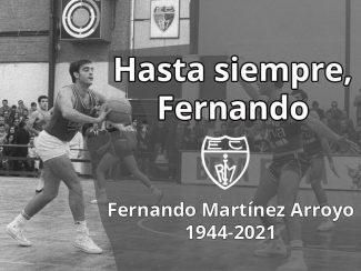 Fallece Fernando Martínez Arroyo, icono del Estudiantes